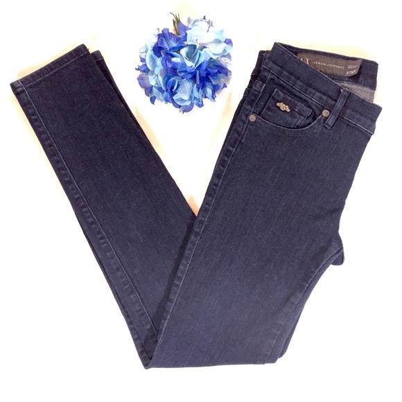 Armani Exchange Denim - Armani Exchange Skinny Jeans Jambe Etroit 27 S/C